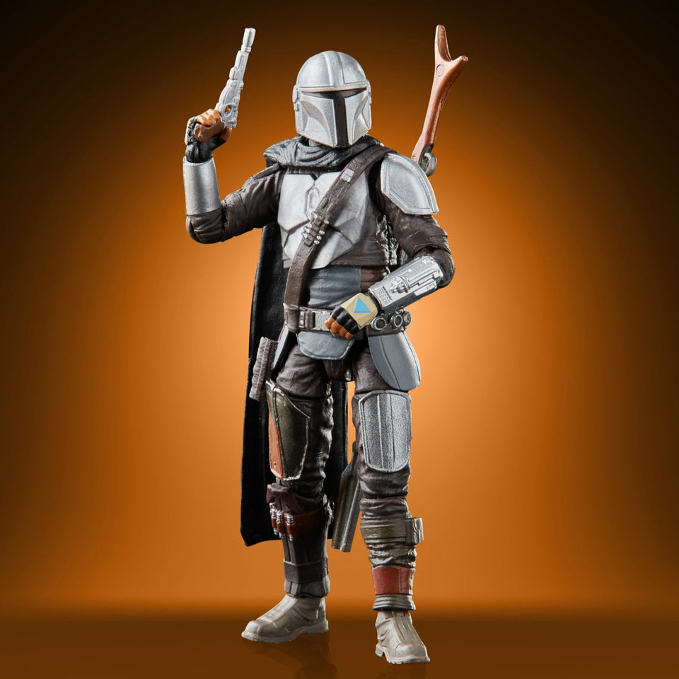 Star Wars The Vintage Collection The Mandalorian Beskar Mandalorian 3.75 Inch Action Figure PRE-ORDER