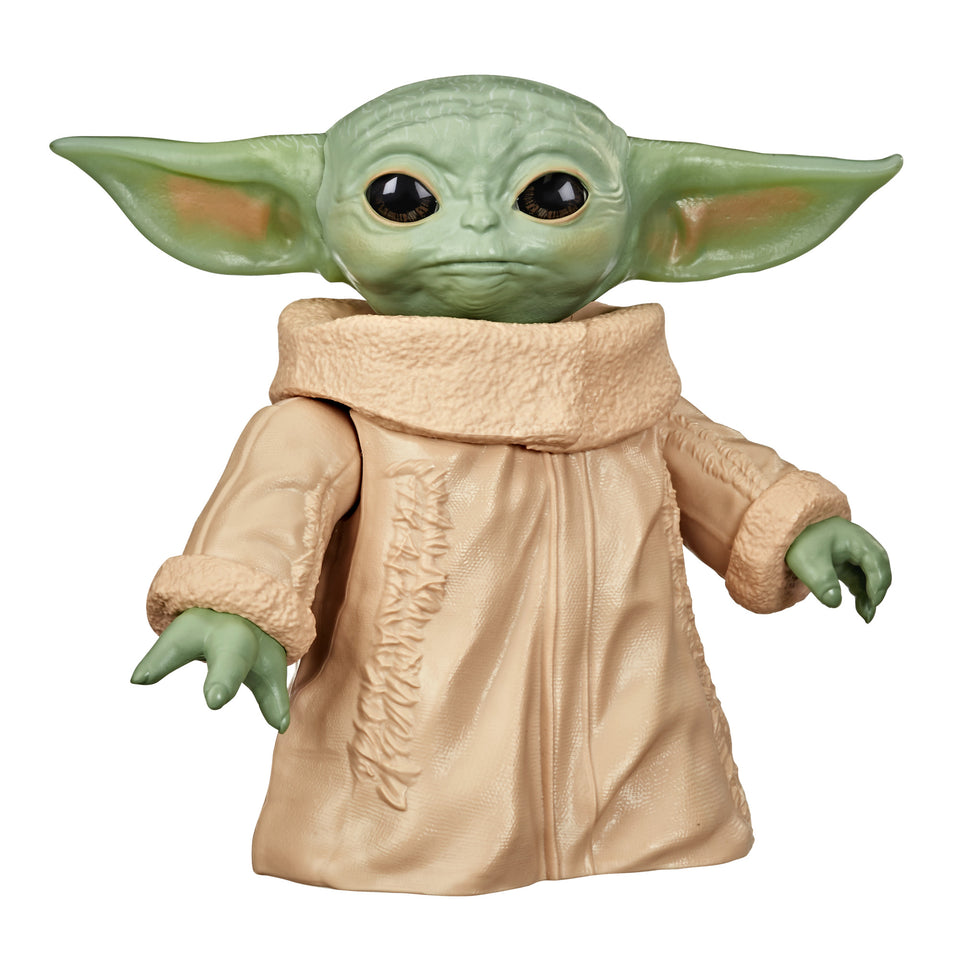 Star Wars The Mandalorian The Child Baby Yoda 6.5 Inch Posable Action Figure