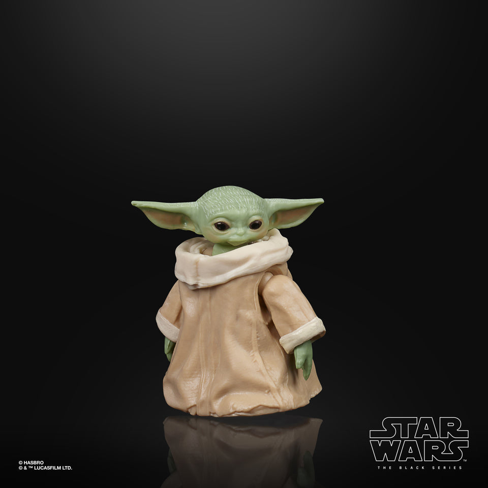 Star Wars The Black Series The Mandalorian The Child Baby Yoda Action Figure