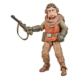 Star Wars Black Series Wave 3 Kuiil 6 Inch Action Figure