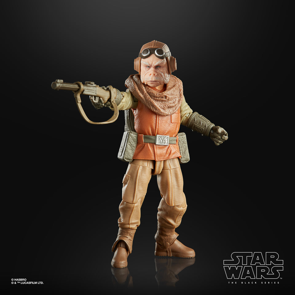 Star Wars Black Series Wave 3 Kuiil 6 Inch Action Figure PRE-ORDER
