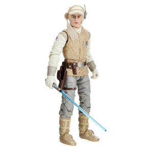 Star Wars The Black Series Archive Luke Skywalker Hoth 6 Inch Action Figure