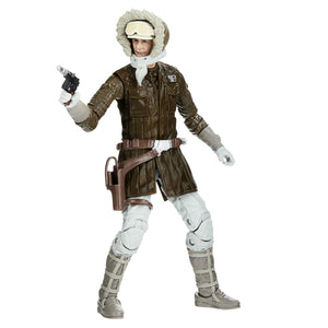 Star Wars The Black Series Archive Han Solo Hoth 6 Inch Action Figure