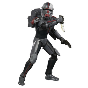Star Wars Black Series Wave 4 Bad Batch Hunter 6 Inch Action Figure PRE-ORDER