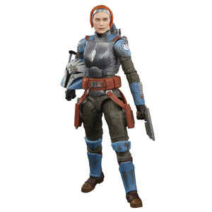 Star Wars The Black Series The Mandalorian Bo-Katan Kryze 6 Inch Action Figure