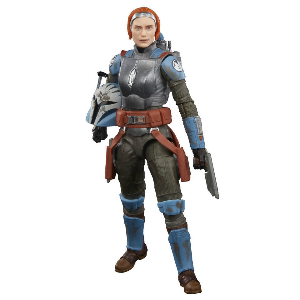 Star Wars Black Series Wave 4 The Mandalorian Bo-Katan Kryze 6 Inch Action Figure PRE-ORDER