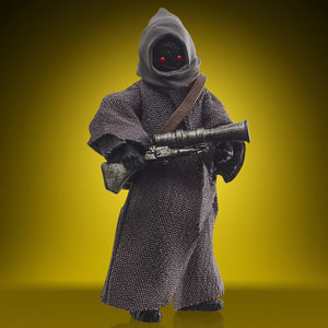 Star Wars The Vintage Collection The Mandalorian Offworld Jawa (Arvala-7) 3.75 Inch Action Figure PRE-ORDER