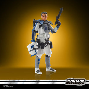 Star Wars Vintage Collection Clone Wars Clone Trooper Echo 3.75 Inch Action Figure PRE-ORDER