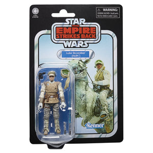 Star Wars The Vintage Collection Admiral Ackbar Wave Luke Skywalker Hoth Gear 3.75 Inch Action Figure PRE-ORDER