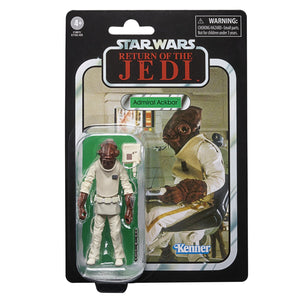 Star Wars The Vintage Collection Admiral Ackbar Wave Admiral Ackbar 3.75 Inch Action Figure PRE-ORDER