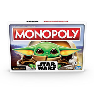 Star Wars The Mandalorian The Child Monopoly Board Game PRE-ORDER