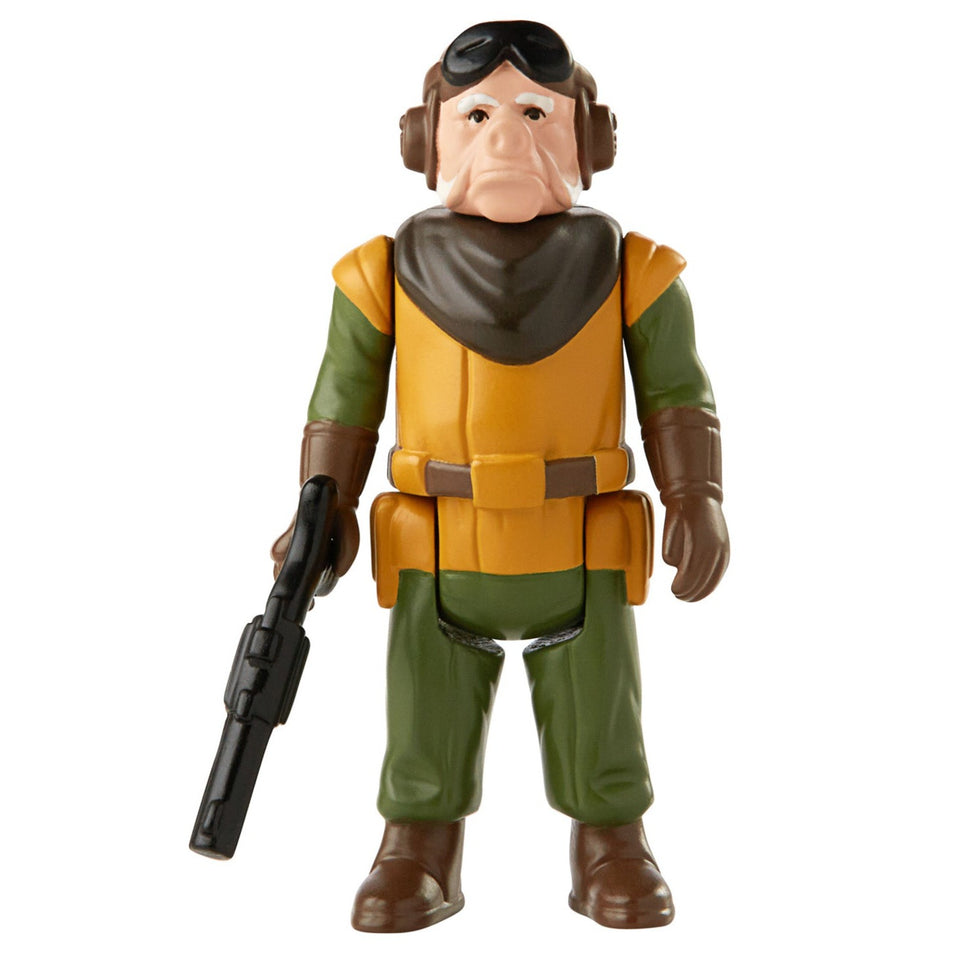 Star Wars The Mandalorian Retro Collection Kuill 3.75 Inch Action Figure PRE-ORDER