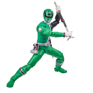 Power Rangers Lightning Collection S.P.D. Green Ranger 6 Inch Action Figure PRE-ORDER