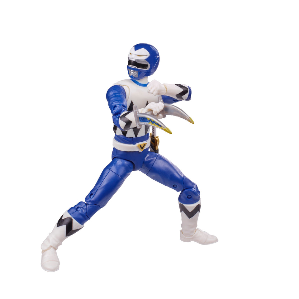 Power Rangers Lightning Collection Lost Galaxy Blue Ranger 6 Inch Action Figure PRE-ORDER