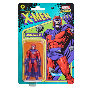 Marvel Legends Retro Collection 3.75 Magneto Action Figure
