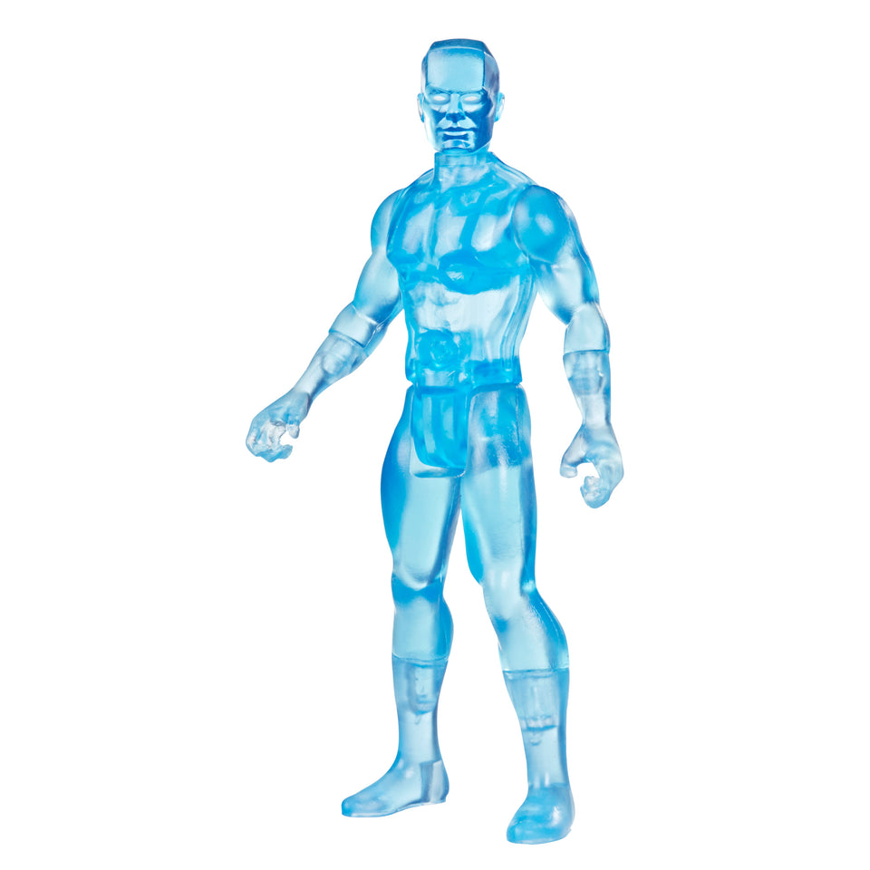 Marvel Legends Retro Collection Iceman 3.75 Inch Action Figure