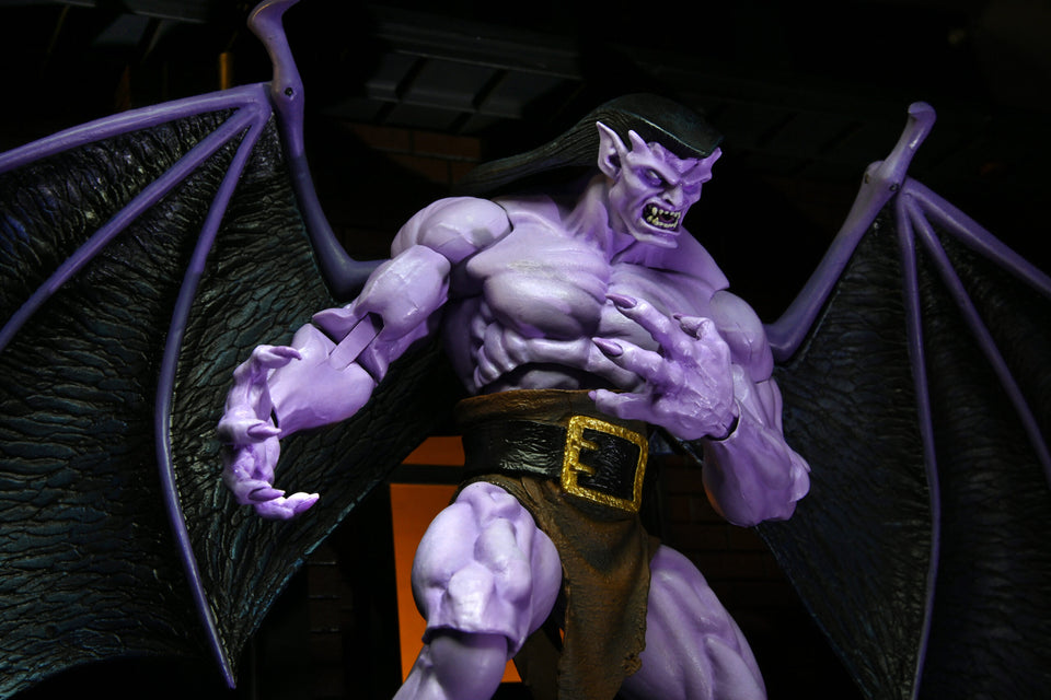 NECA Gargoyles Ultimate Goliath 7 Inch Action Figure PRE-ORDER