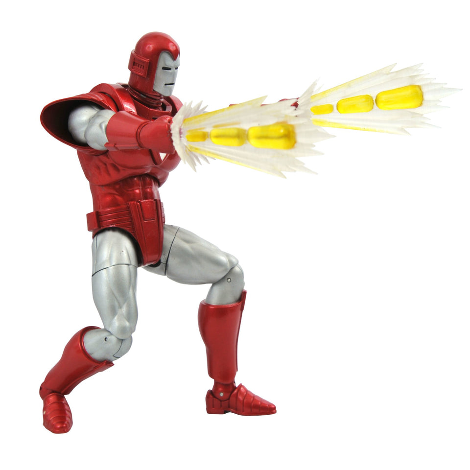 Marvel Select Marvel NOW Silver Centurion Iron Man Action Figure PRE-ORDER