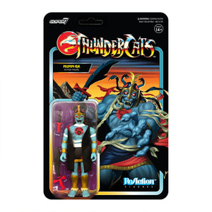 "Super7 ReAction Thundercats Wave 1 Mumm-Ra 3.75"" Action Figure PRE-ORDER"