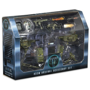 NECA Aliens Accessory USCM Arsenal Weapons Pack