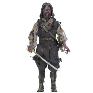 "NECA The Fog Captain Blake 8"" Clothed Action Figure PRE-ORDER"