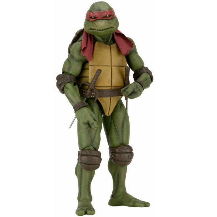 NECA Teenage Mutant Ninja Turtles Raphael 1/4 Scale Action Figure FREE-SHIPPING / PRE-ORDER
