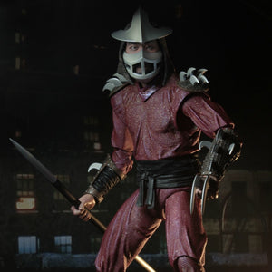 NECA Teenage Mutant Ninja Turtles Shredder 1/4 Scale Action Figure
