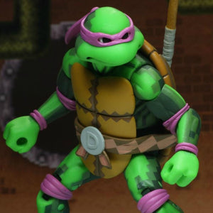 NECA TMNT Turtles in Time Donatello 7 Inch Action Figures PRE-ORDER