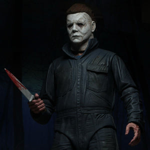 NECA Halloween (2018) Michael Myers  1/4 Scale Action Figure FREE-SHIPPING / PRE-ORDER