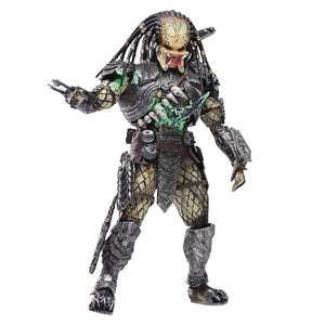 Hiya Toys Previews Exclusive AVP Final Battle Scar Predator 1/18 Scale Action Figure PRE-ORDER
