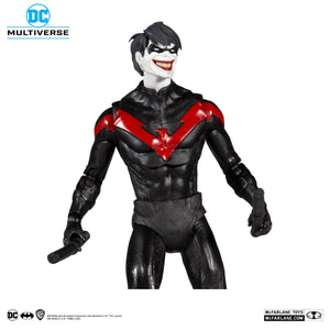 DC Multiverse Nightwing Joker Action Figure