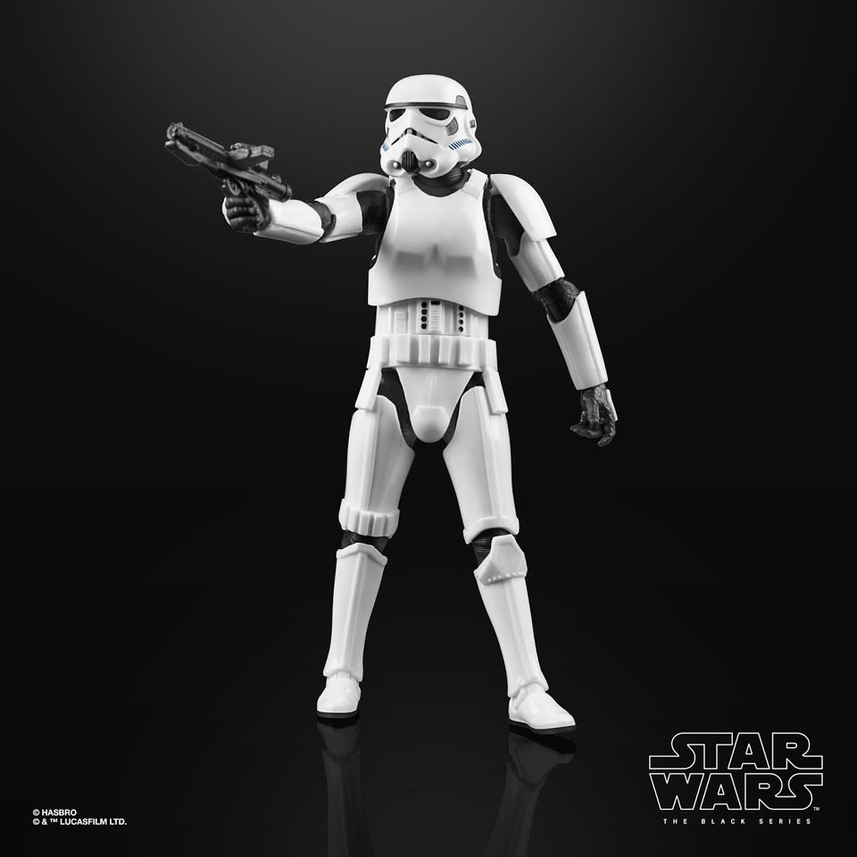 Star Wars The Black Series The Mandalorian Stormtrooper 6 Inch Action Figure PRE-ORDER