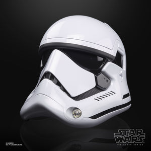 Star Wars Black Series The 1st Order Stormtrooper Helmet Replica PRE-ORDER / FREE-SHIPPING