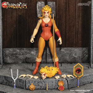 Super7 Thundercats Ultimates Wave 3 Cheetara 7 Inch Action Figure PRE-ORDER