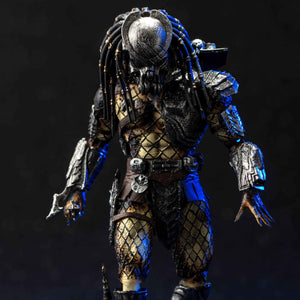 Hiya Toys Previews Exclusive AVP Battle Damage Celtic Predator 1/18 Scale Action Figure PRE-ORDER