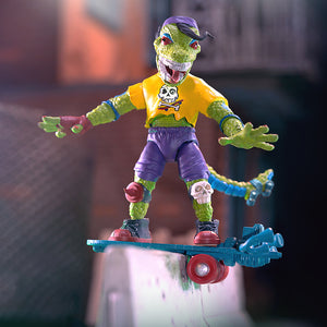 Super7 Ultimate Teenage Mutant Ninja Turtles Wave 4 Mondo Gecko 7 Inch Action Figure PRE-ORDER