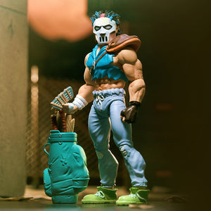 Super7 Ultimate Teenage Mutant Ninja Turtles Wave 4 Casey Jones 7 Inch Action Figure PRE-ORDER