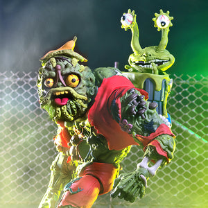 Super7 Ultimate Teenage Mutant Ninja Turtles Wave 4 Muckman with Joe Eyeball 7 Inch Action Figure PRE-ORDER
