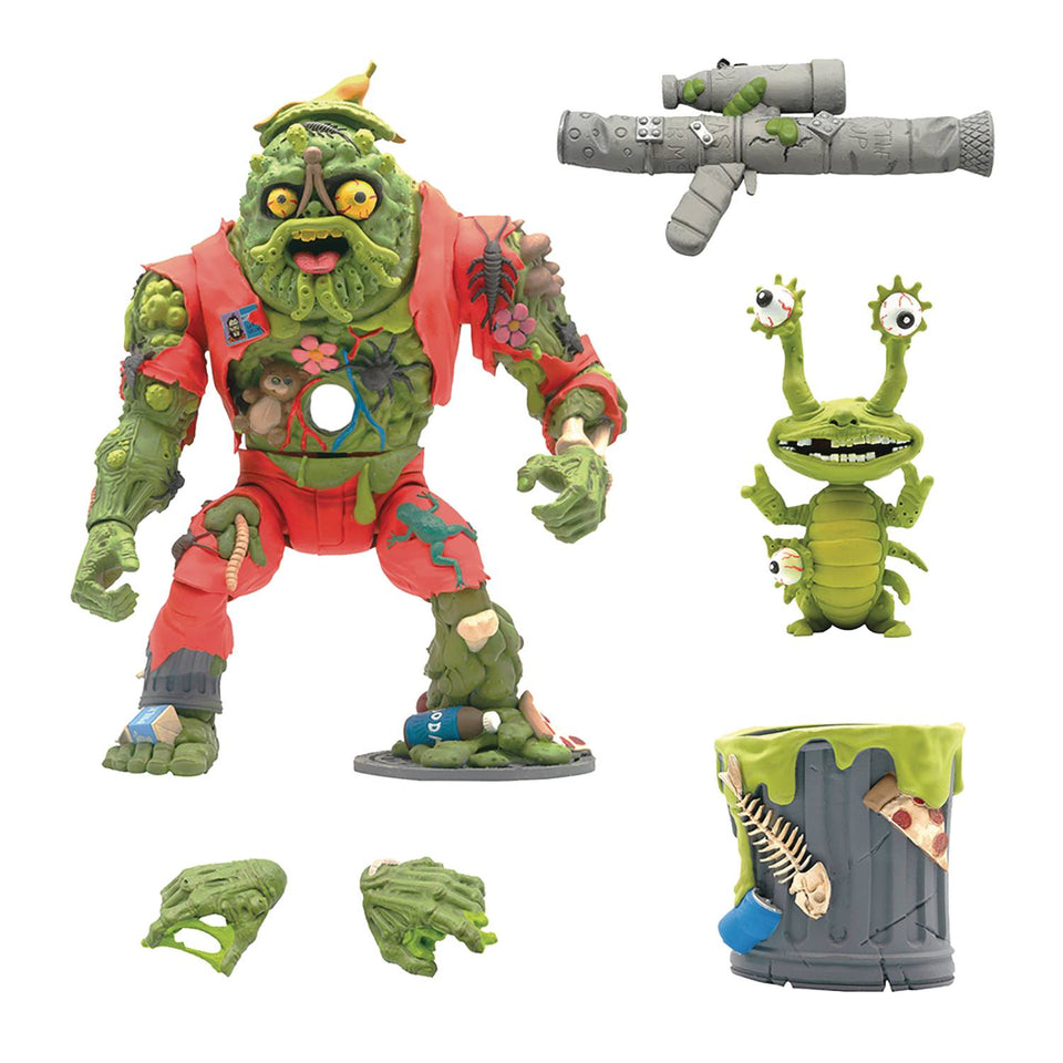 Super7 Ultimate Teenage Mutant Ninja Turtles Wave 4 7 Inch Action Figure 4 Pack FREE SHIPPING / PRE-ORDER