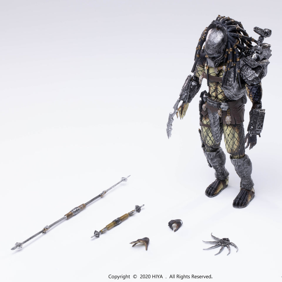 Hiya Toys AVP Warrior Predator Previews Exclusive 1/18 Scale Figure PRE-ORDER