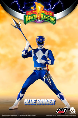 Threezero Mighty Morphin Power Rangers Blue Ranger PRE-ORDER