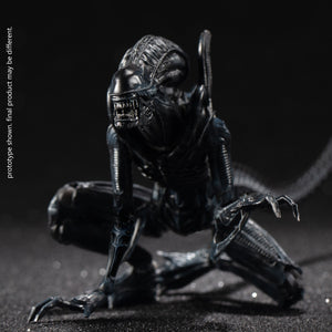 Hiya Toys Previews Exclusive AVP Crouching Alien Warrior 1:18 Scale Figure PRE-ORDER