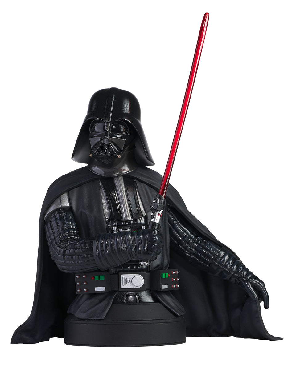 Star Wars A New Hope Darth Vader 1/6th Scale Bust FREE-SHIPPING / PRE-ORDER