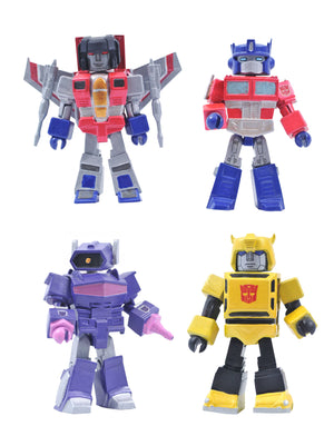 MiniMates Transformers Series 1 Set of 4 Action Figure PRE-ORDER