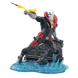 G.I. Joe A Real American Hero Gallery Destro PVC Statue PRE-ORDER