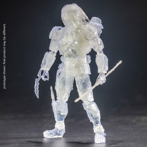 Hiya Toys PX Exclusive AVP Invisible Celtic Predator 1:18 Scale Action Figure PRE-ORDER