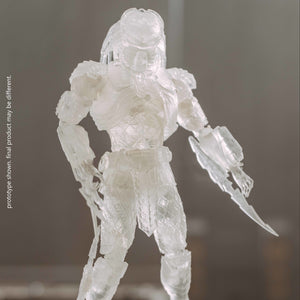 Hiya Toys Previews Exclusive AVP Invisible Chopper Predator Action Figure PRE-ORDER