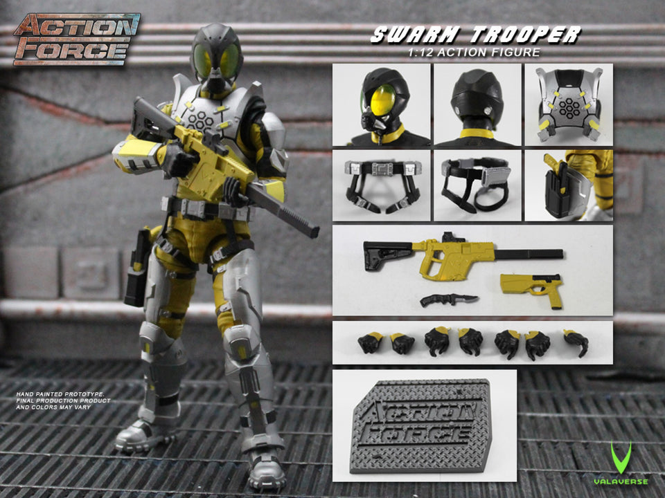 Action Force Swarm Trooper 6 Inch Action Figure PRE-ORDER