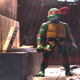 Super7 Ultimate Teenage Mutant Ninja Turtles Wave 3 Michelango 7 Inch Action Figure PRE-ORDER