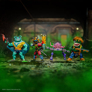 Super7 Ultimate Teenage Mutant Ninja Turtles Wave 5 Set of 4 7 Inch Action Figure FREE SHIPPING / PRE-ORDER